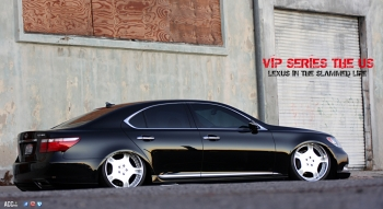 airrunner LEXUS LS460 VIP SERIES USF40
